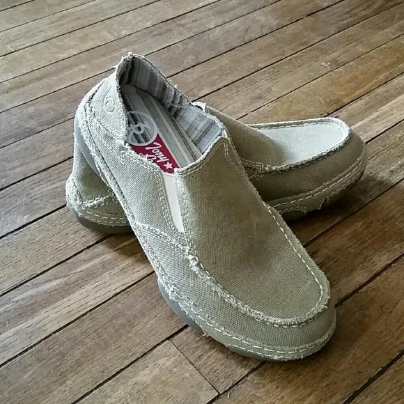 tony lama canvas shoes